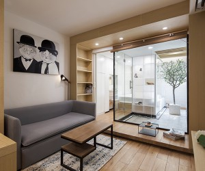 Cat House by FANAF Architects, Shanghai