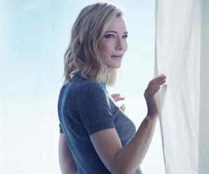 Cate Blanchett For Giorgio Armani Fragrance Si
