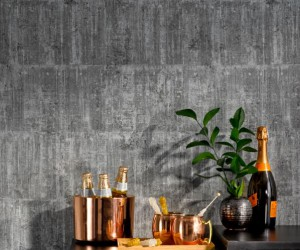 Cava - Industrial Chic Wallcovering