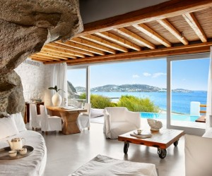 Cavo Tagoo, Mykonos, Greece