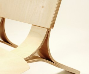 CC Chair by Kaj Niegmann