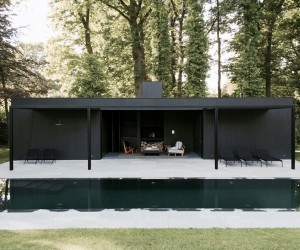 CD Poolhouse by Marc Merckx