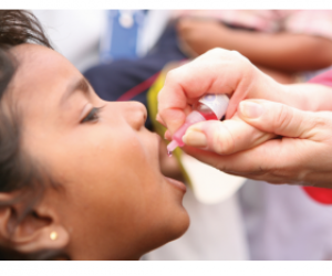 Prevent Polio with Immunization In Infants Program