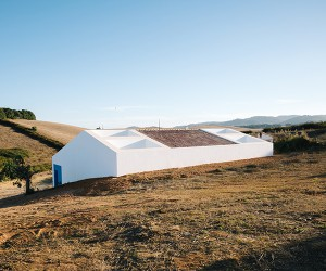Cercal House, Alentejo, Portugal  Atelier Data