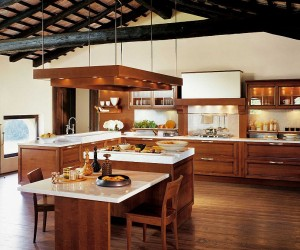 Certosa: Luxury Kitchen Gives Timeless Italian Design a Modern Upgrade