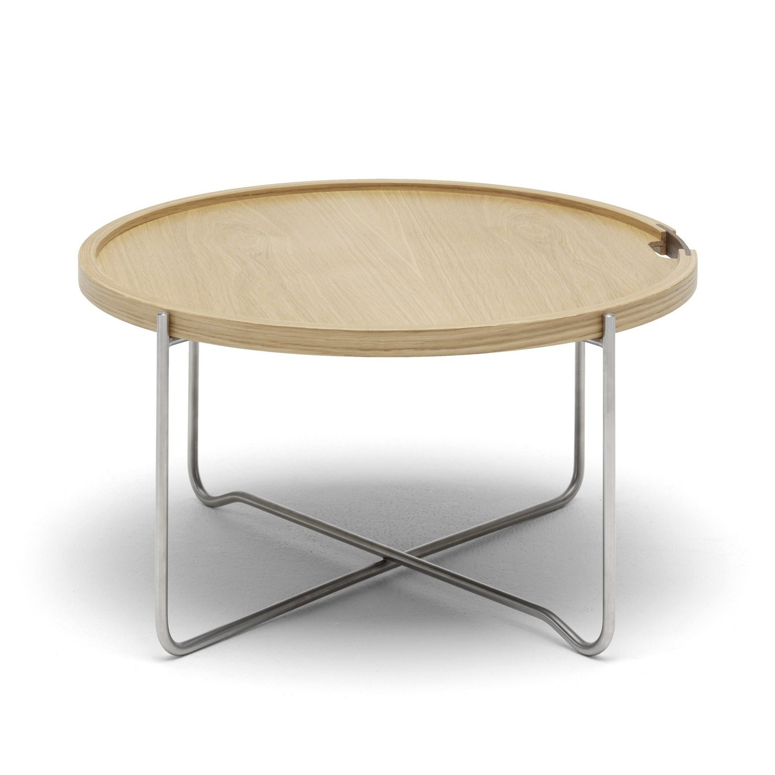 CH417 Tray Table by Hans J Wegner for Carl Hansen Sn