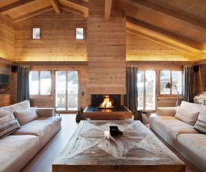 Chalet Gstaad: Luxurious Holiday Retreat Nestled in the Heart of Swiss Alps