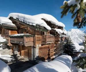 Chalet Pearl Ski Lodge