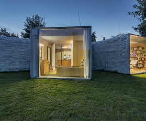 Chameleon House by Petr Hajek Architekti