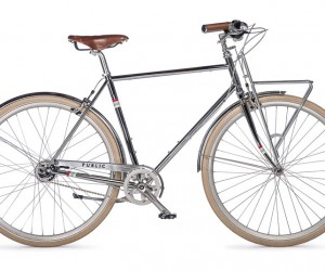 Champs-Elysees Special Edition Diamond Bike by PUBLIC Bikes