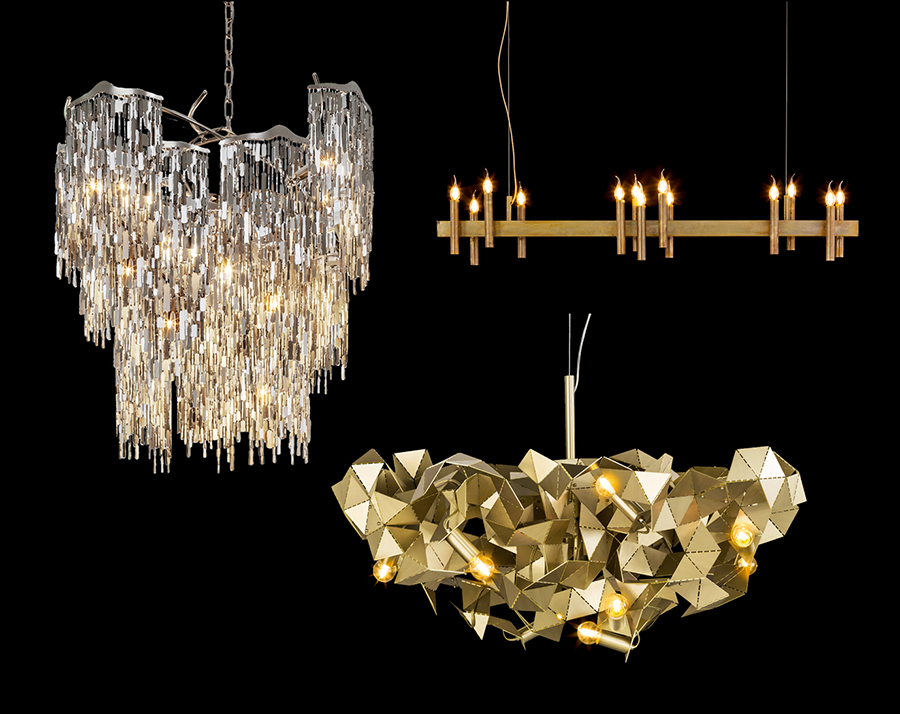 Chandeliers From Formal To Fun