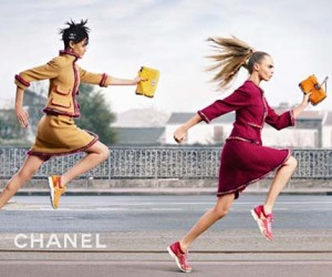 Chanel Fall-Winter 2014 ad campaign Coco Coach