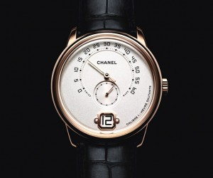 Chanel Just Debuted Its First Watch for Men