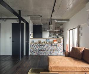 Change Into House by Yoshihiro Yamamoto Architects
