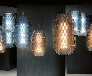 Chantal Light by Studio Fuksas for Slamp