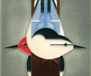Charley Harper by Motawi