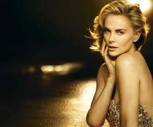 Charlize Theron For Jadore Dior