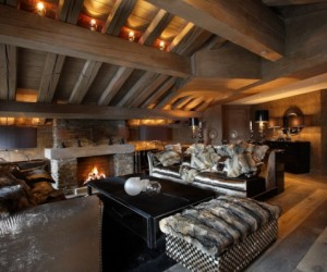 Charmed up Holiday in a stylish chalet