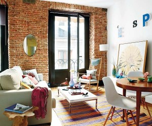 Charming and Eclectic Apartment in Madrid