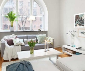 Charming One Room Apartment in Sweden