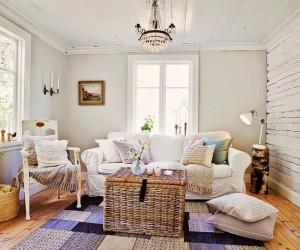 Charming Scandinavian Rustic