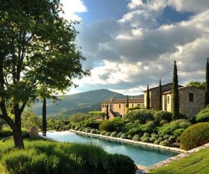 Charming Stone Farmhouse in Umbria: Villa Noci