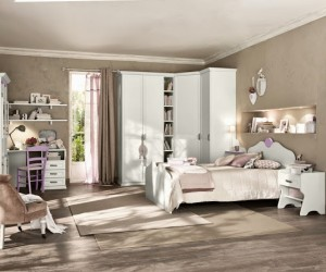 Charming teen room by ColombiniCasa