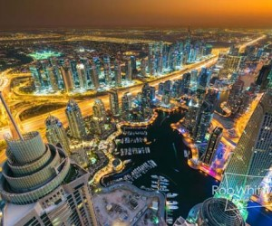 Check Out This Amazing Footage of Dubai