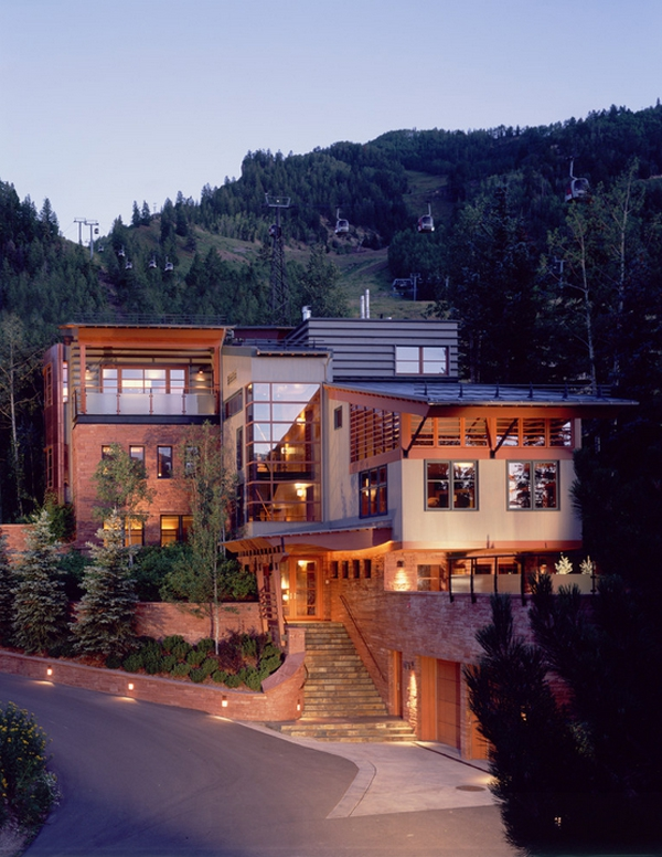 Modern Mountain Home Tour Guest Wing: Check Out This Beautiful And Modern Mountain House In Aspen