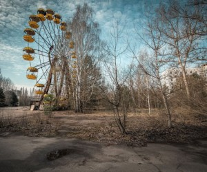 Chernobyl Photography: Inside the Exclusion Zone by Marc Krug