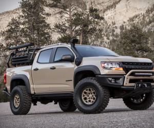 Chevy Colorado ZR2 AEV