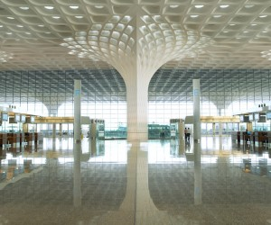 Chhatrapati Shivaji International Airport Terminal 2 by SOM