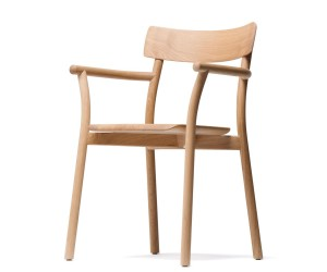 Chiaro Armchair by Leon Ransmeier for Mattiazzi
