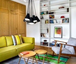 Chic Apartment by DontDIY studio