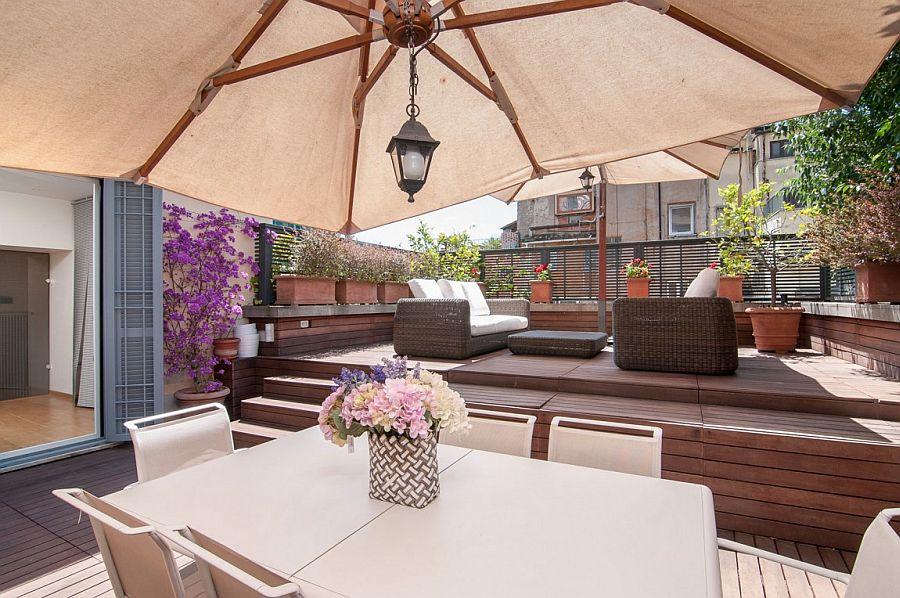Chic Roman: CM Apartment Reinterprets Classic Design Using Modern Overtones