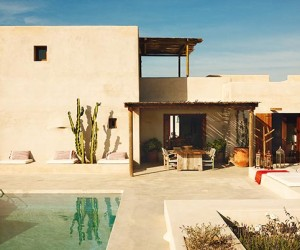 Chic Summer Retreat on the Formentera Countryside