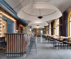 Chicago Grill Restaurant by Mjlk Architekti, Liberec