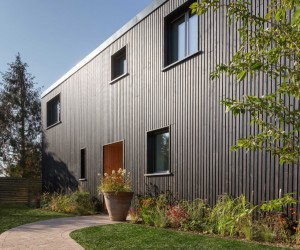 Chieveley by Gresford Architects