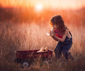 Children Portraits by Lisa Holloway
