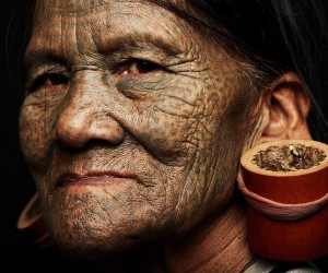 Chin Tribe: Adam Kozio Documents The Last Tattooed Women of Burma