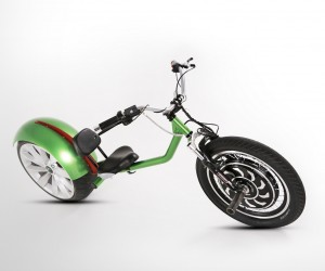 Chop E bringing Chopper awesomeness To Electric Bikes