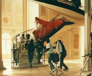 Christian Dior Staircase