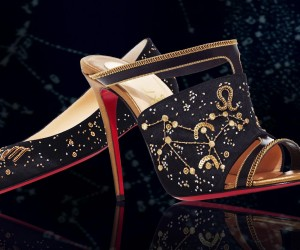 Christian Louboutin Unveils Exclusive Zodiac Shoes