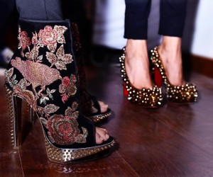 Christian Louboutin x Sabyasachi Mukherjee Collection