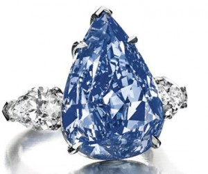 Christie's Set to Auction World's Biggest Blue Diamond