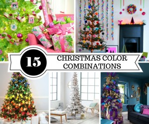Christmas Color Schemes Beyond the Traditional