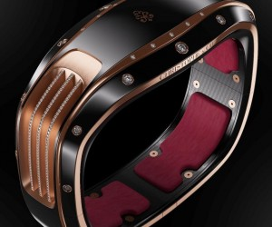 Christophe  Co. Armill Self-Powering Smart Bracelet Designed By Pininfarina