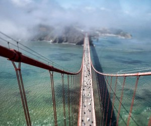 Christopher Michel Climbs To Top of Golden Gate Bridge To Take These Breathtaking Photos