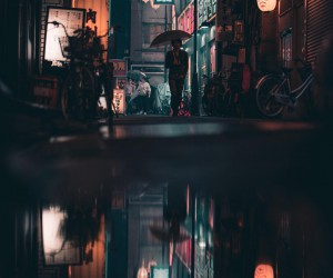 Cinematic Street Photography in Japan by Jude Allen