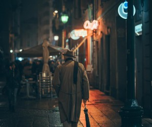 Cinematic Street Photography in Turin by Emanuele Zola